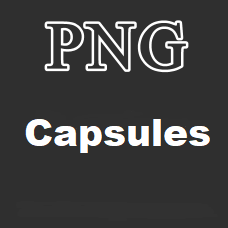PNG Capsules