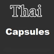 Thai Capsules