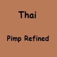 Thai Pimp Refined - 50 Gram