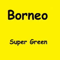 Borneo Super Green - Vanaf € 9,50 per 100 gram